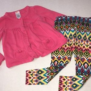 Other - ✔️Toddler girls outfit size 2T outfit